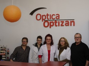 Echipa cabinetului medical Optizan